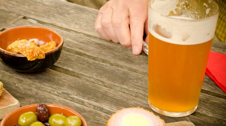 Craft Brewing at the  Queen's Arms