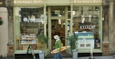 Top 10 Delis in the South West