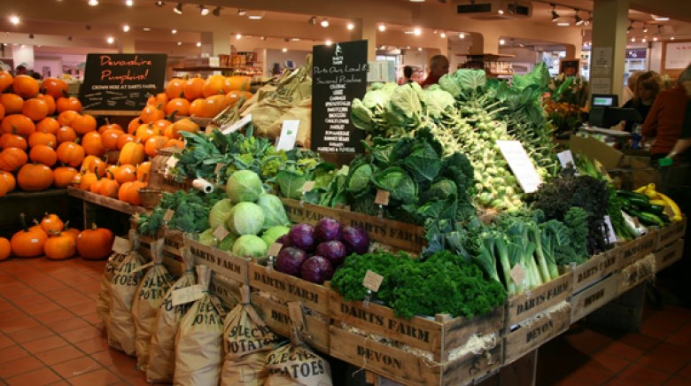 Top 10 Farm Shops in the South West