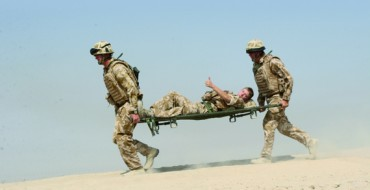 'Our National Debt': The Wounded