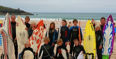 Harlyn Surf School, North Cornwall