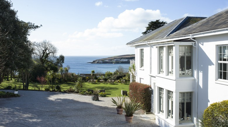 The Rosevine, Roseland Peninsula, Cornwall