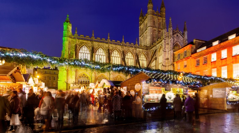 Top 10 Christmas Markets in the SW