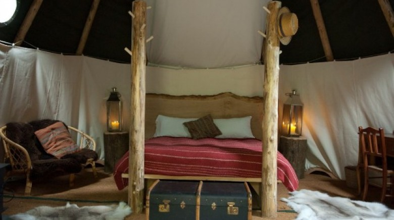 Top 10 Glamping Spots in the SW