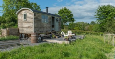 Dimpsey: Glamping in the Blackdown Hills
