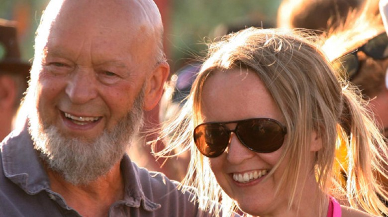 Growing Up With Glastonbury: Emily Eavis