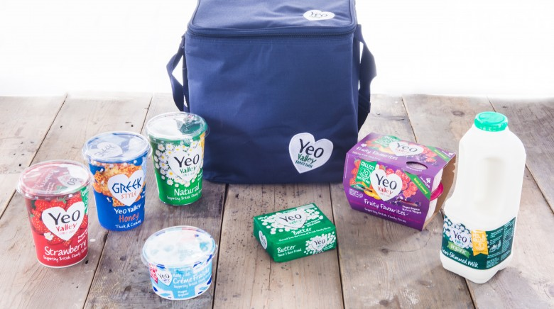 Win a Yeo Valley Cool Bag of Treats