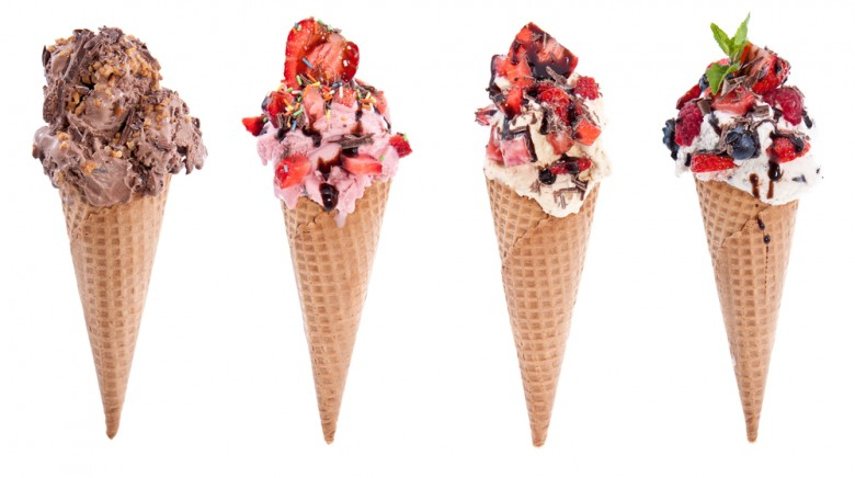 Top 10 Ice Cream Sellers in the SW