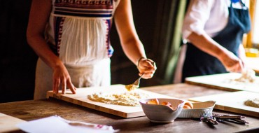 Kitchen Table Cookery in Mells