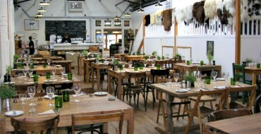 River Cottage Canteen: The Place For A Blow Out