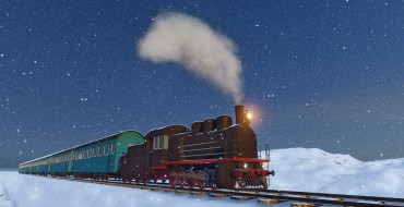 The Runaway Christmas Train
