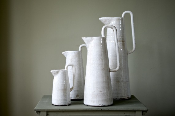4 x provencal pitchers 2 .jpg