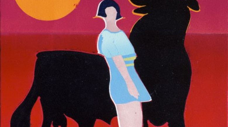 Tom Hammick at The Art Stable