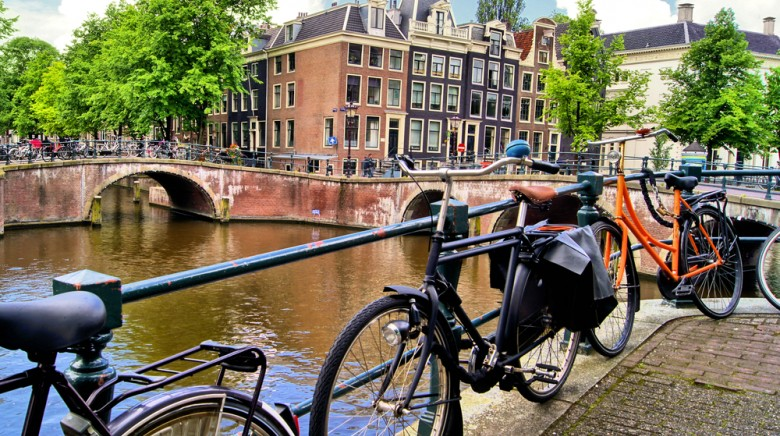 Anne Frank, Van Gogh and the Red Light District