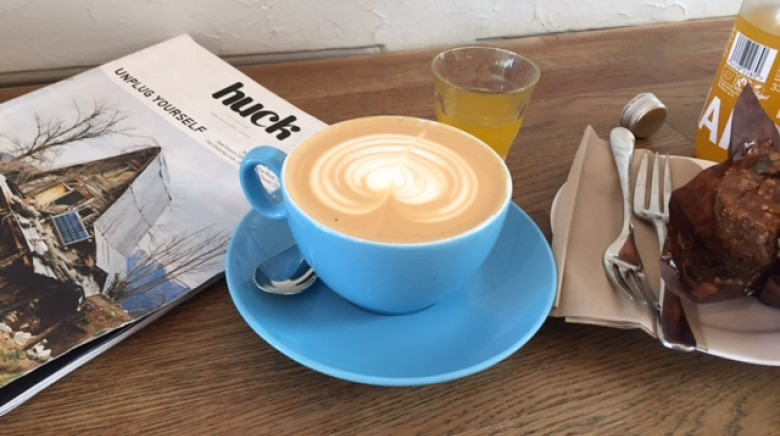 Coffee Haven: Colonna & Smalls in Bath